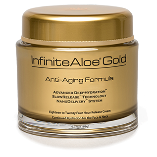 InfiniteAloe Gold Anti-Aging Formula