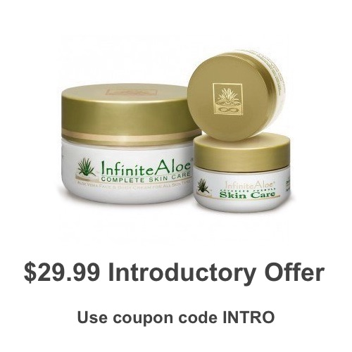 InfiniteAloe Introductory Offer Bundle Coupon Code