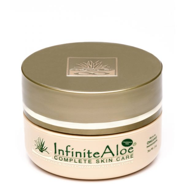 2 oz. InfiniteAloe Fragrance Free Skin Care
