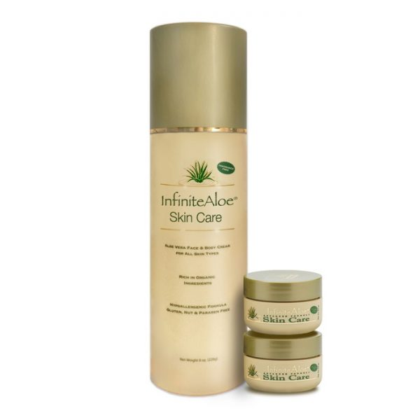 InfiniteAloe Fragrance Free Skin Care