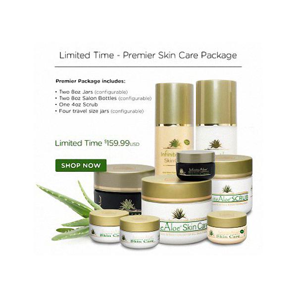 Premier Skin Care Package