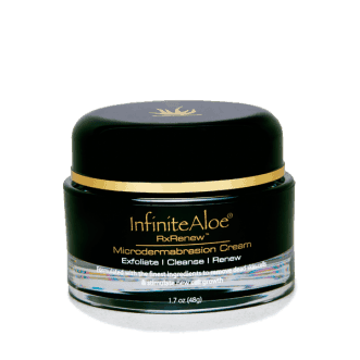 1.7 oz. InfiniteAloe Microdermabrasion Cream