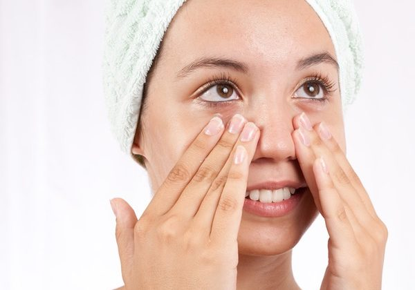 Microdermabrasion application